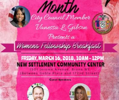 VIP Women's History Breakfast Event Flyer-1